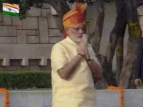 PM Modi to address nation shortly on India\'s 71st Independence Day. Tap here to watch live