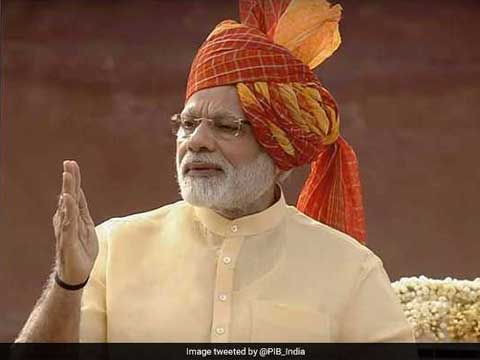 PM Modi says \'violence in the name of \'aastha\' (faith) will not be accepted in India\'. Tap for live updates