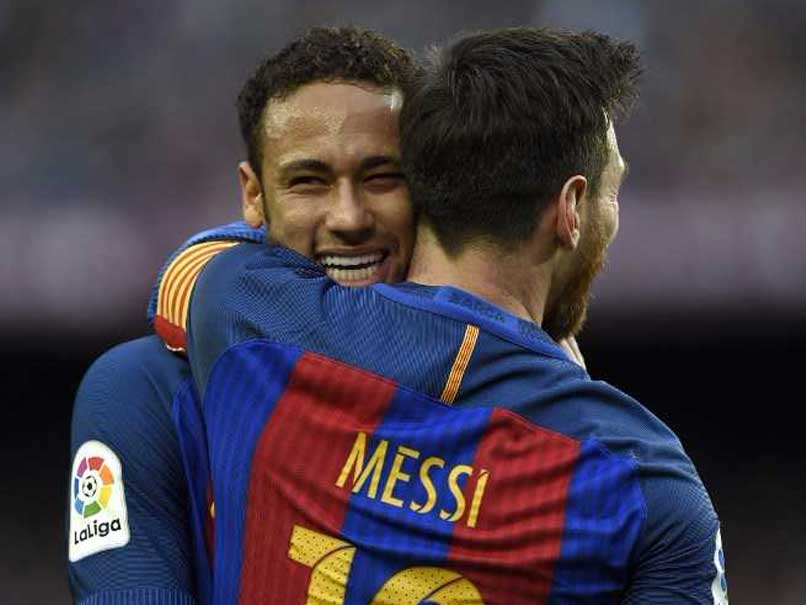 Lionel Messi's Heartfelt Farewell For Neymar As PSG Move Nears
