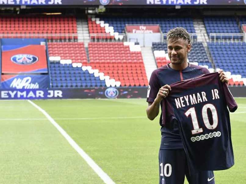Neymar free to make PSG debut as Barcelona receive transfer fee