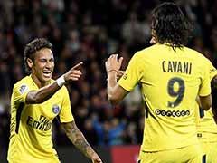 Neymar On Mark On Victorious Paris Saint-Germain Debut