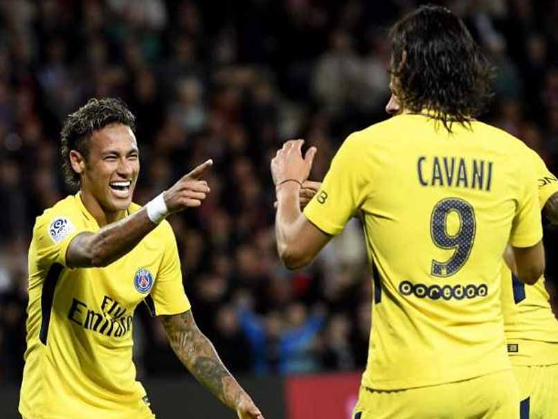 Neymar On Mark On Victorious Paris Saint-Germain Debut
