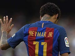 Neymar Free To Join PSG As Barcelona Confirm Payment Of Buyout Clause