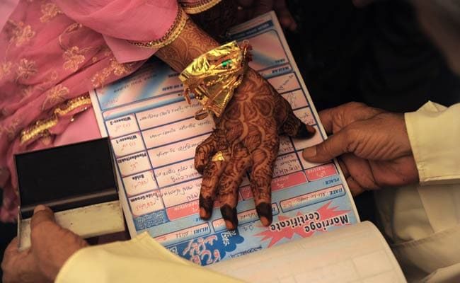 Muslim Groups In UP Welcome Decision To Make Marriage Registration Mandatory