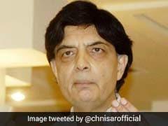 নাওয়াজ শরীফের সাথে মতের অমিল হয়েছে রাগ নয়: নিসার আলী খান