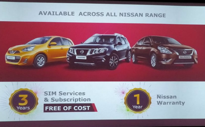 Nissan launches integrated vehicle platform 'NissanConnect' in India