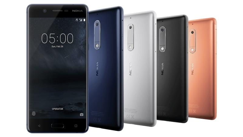 Nokia 6 और Nokia 5 को एंड्रॉयड ओरियो अपडेट मिलना शुरू