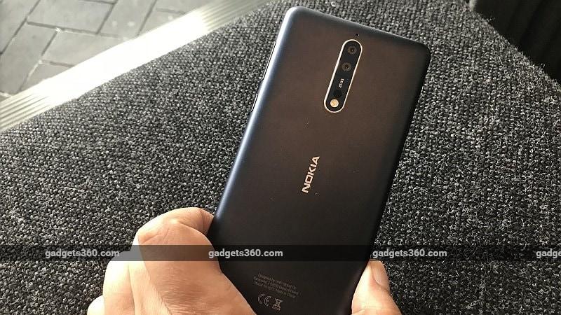 nokia 8 black gadgets 360