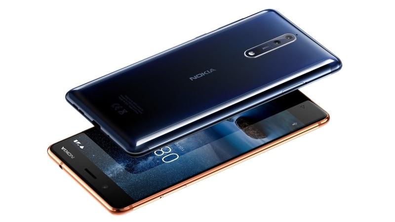 दमदार स्पेसिफिकेशन वाले Nokia 8 की बिक्री शुरू, लेकिन...