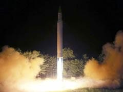 South Korea Says North Korean Nuclear-Tipped ICBM Is A 'Red Line'