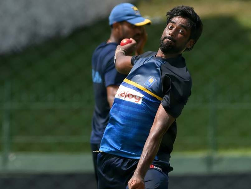 India vs Sri Lanka: Injured Nuwan Pradeep Ruled Out Of Series