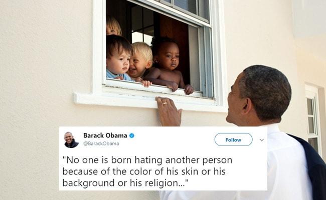 Barack Obama Tweet Sets Record With Over 2.8 Million 'Likes'