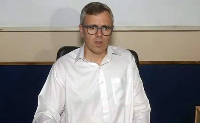 If Talks With Taliban Fine, Why Not Kashmir Stakeholders: Omar Abdullah