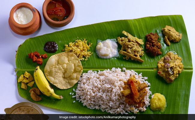 Onam Sadhya 2020: The Grand Vegetarian Feast with 26 Dishes