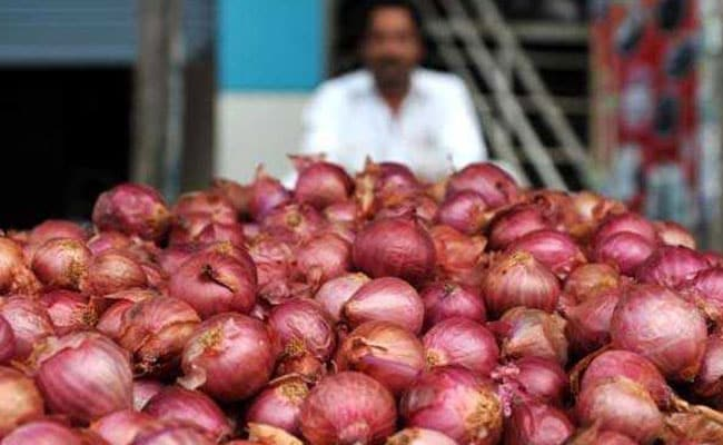 Supply Woes Push Onion Prices To Rs 80/Kg In Delhi