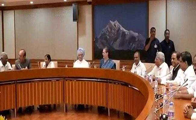 NCP boycotts Opposition meeting called by Sonia Gandhi