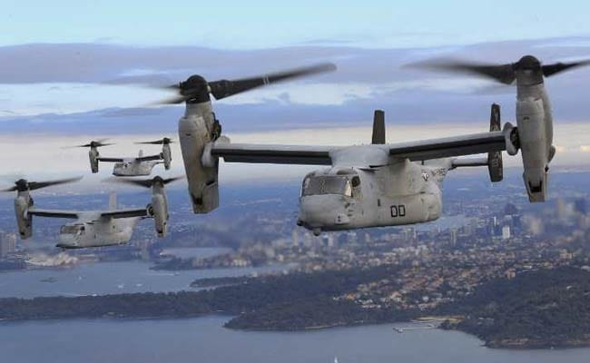 After Deadly Crash, US Marines May Ground Hi-Tech Aircraft