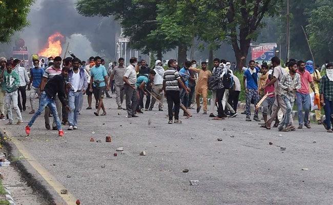 पंचकूला हिंसा मामले में 953 लोग गिरफ्तार, 56 मामले दर्ज