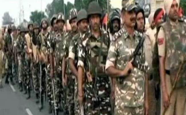 हरियाणा सरकार ने 'चूक' के लिए पंचकूला के डीसीपी को सस्पेंड किया