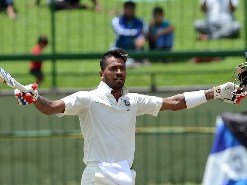 India vs Sri Lanka, 3rd Test: Hardik Pandya Lights up Pallekele With Maiden Century