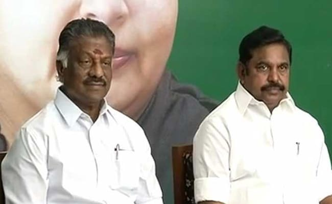 AIADMK Expels Over 150 Office Bearers In Two Tamil Nadu Districts