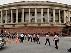 LIVE: Monsoon Session Of Parliament - Day 17