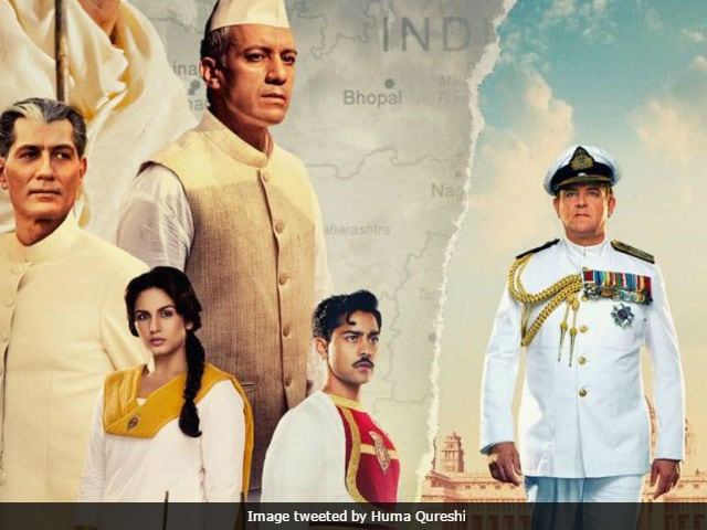 Partition: 1947 Movie Review - A Childish Film About The Partition Of India