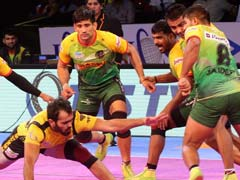 Pro Kabaddi League 2017: Patna Pirates Beat Telugu Titans 43-36