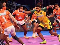 Pro Kabaddi League: Puneri Paltan Edge Out Patna Pirates 47-42
