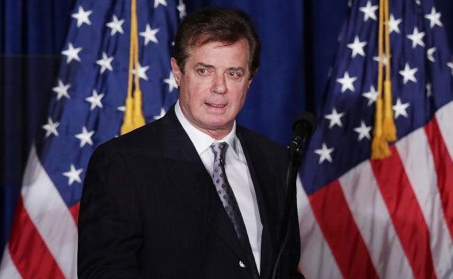 Ex-Trump Campaign Chief Paul Manafort's Home Raided In Russia Probe