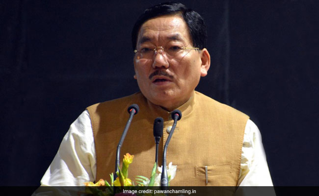 People Of Sikkim Are Like 'Unpaid Soldiers': Chief Minister Pawan Chamling