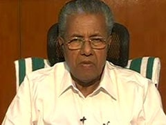 Decision On Thomas Chandy At Appropriate Time: Kerala Chief Minister Pinarayi Vijayan