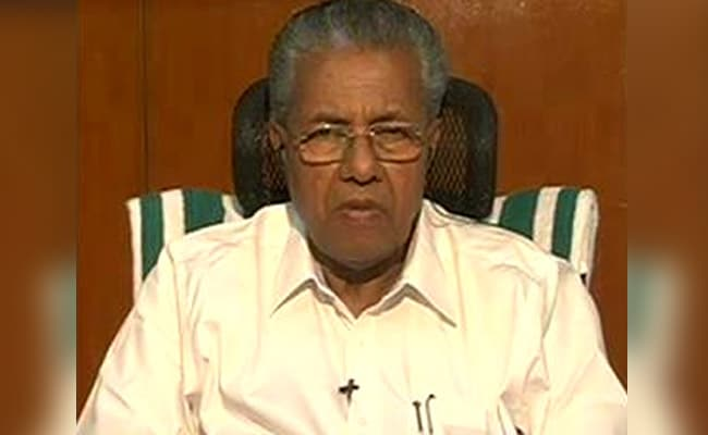Kerala Chief Minister Pinarayi Vijayan Opposes Two Different Colours For Passports