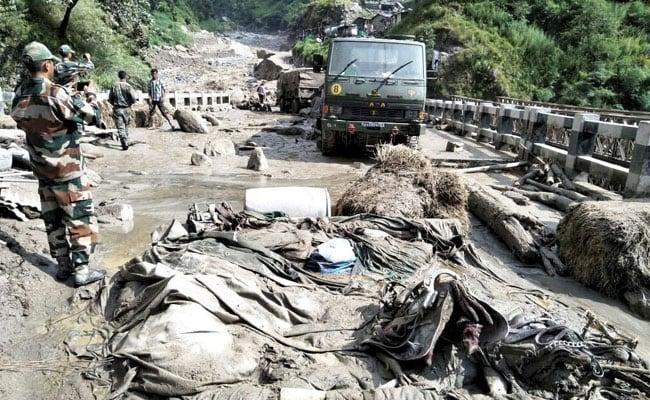 Cloudbursts Kill 6 In Uttarakhand's Pithoragarh, 10 Missing