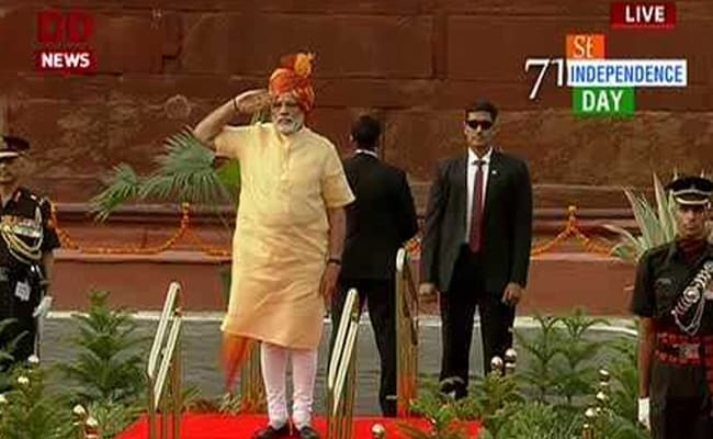 pm modi guard of honour