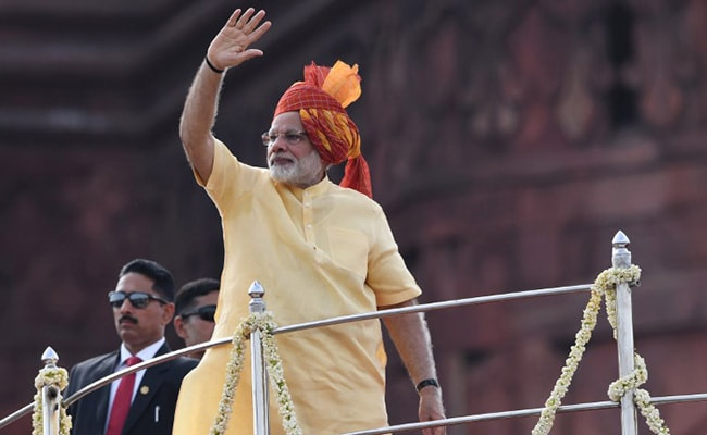 pm modi independence day speech afp