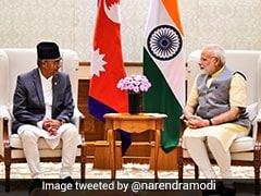 PM Narendra Modi, Nepal PM Deuba Hold Unscheduled Meeting Ahead Of Bilateral Talks
