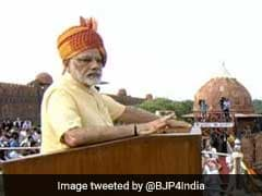 PM Modi Keeps His Promise With Shortest Independence Day Speech In 4 Years