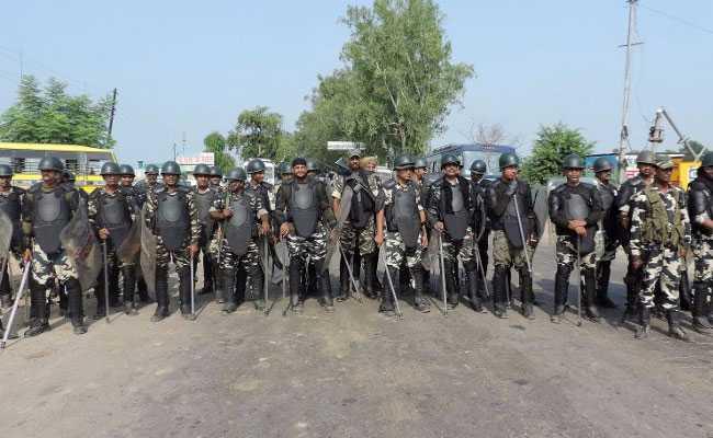 चंडीगढ़ में राम रहीम के छह 'कमांडो' गिरफ्तार, हथियार और पेट्रोल बम जब्त किए गए