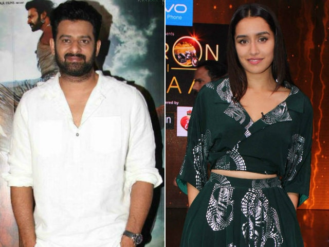 Official announcement: Shraddha opp Prabhas