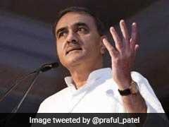 "After Gujarat Results, Praful Patel's ""Told You So"" To Congress"
