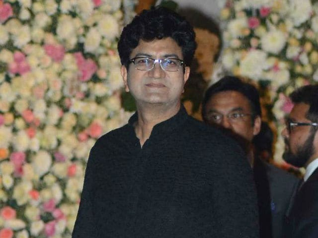 New Censor Board Chief Prasoon Joshi Says He Hopes To 'Make A Positive Difference'