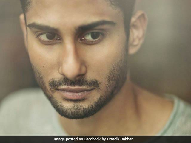 Prateik Babbar: I Didn't Have A Drug Of Choice. Took What I Got