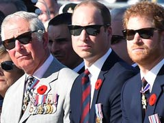 Prince Harry Says Charles 'Was There For Us' After Diana's Death