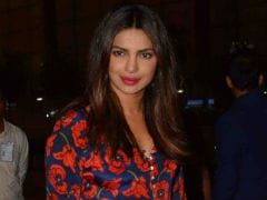 Priyanka Chopra Spoilt For Choice In Bollywood. Details Here