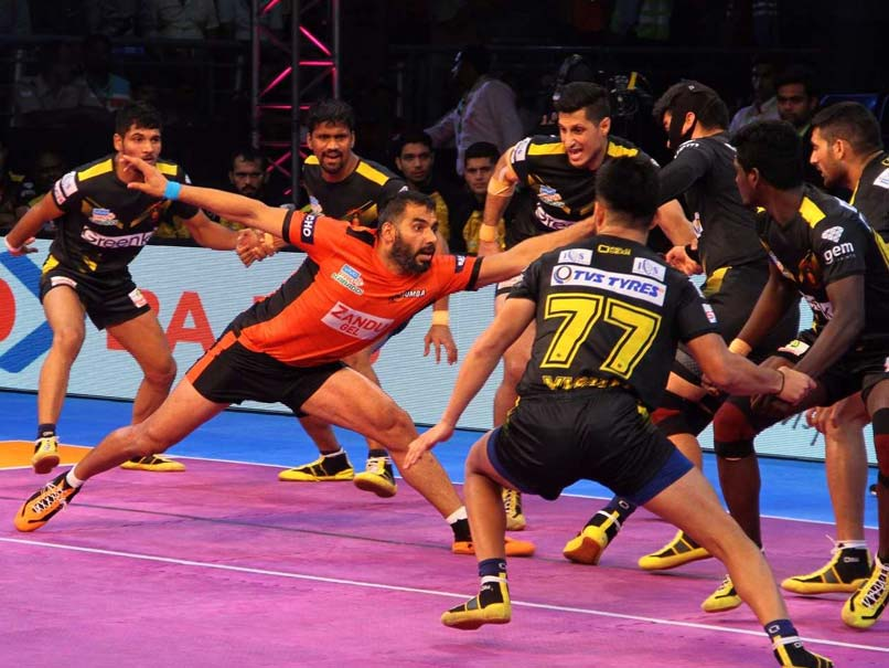Image result for Titans will enter PKL play-offs, asserts star raider Rahul