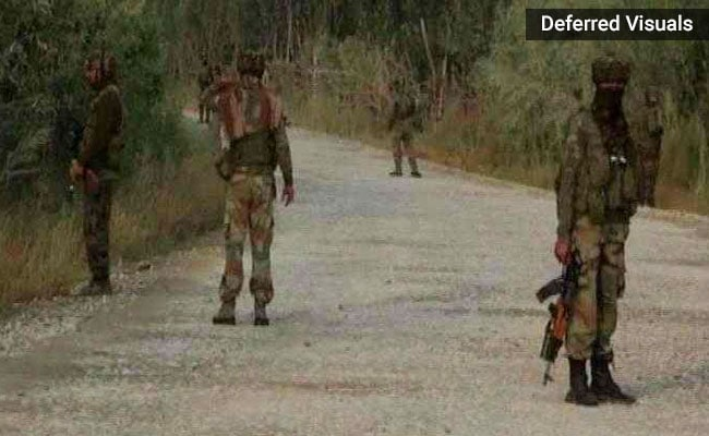 Terrorists attack police lines in Pulwama, two security personnel martyred