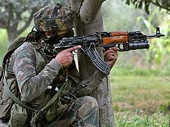 4 Terrorists Killed In Encounter In Jammu And Kashmir's Rajouri District