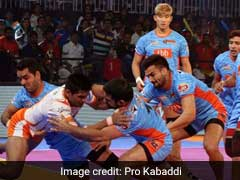 Pro Kabaddi League: Puneri Paltan Beat Bengal Warriors