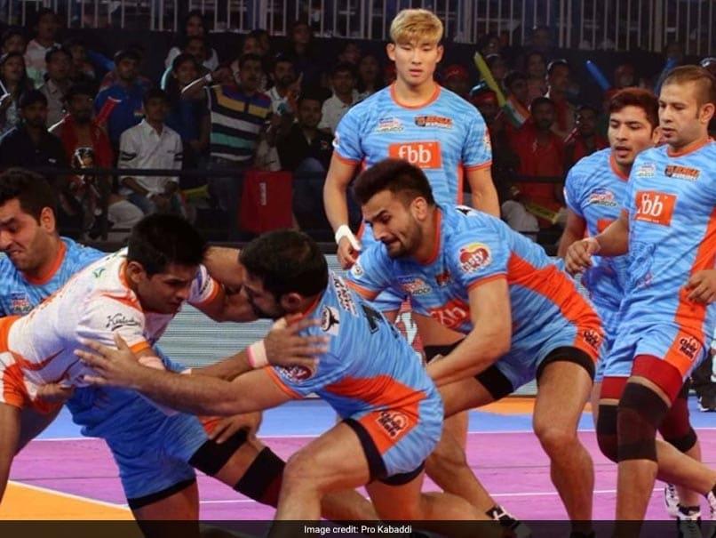 Pro Kabaddi League: Puneri Paltan Beat Bengal Warriors